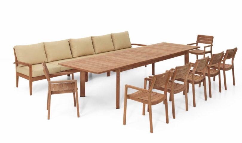 Tisch Medan