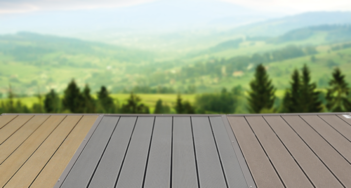 WPC Terrassenböden & Fliesen