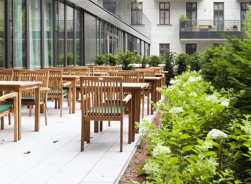 Sessel für B2B Kunden